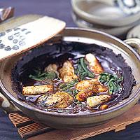 カキ土手鍋
