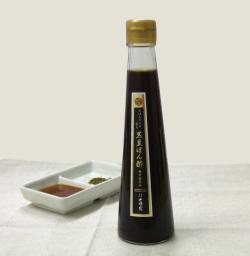 黒豆ぽん酢、七味と合わせて。